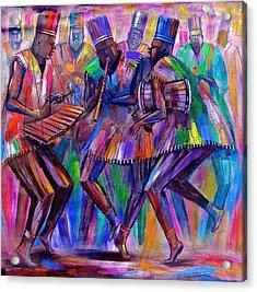 Sweet Rhythms Acrylic Print