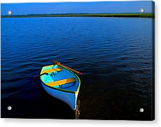My Sweet Row Boat Acrylic Print