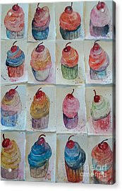 Sweet Sixteen Acrylic Print