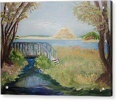 Sweet Springs Acrylic Print by Jan Moore