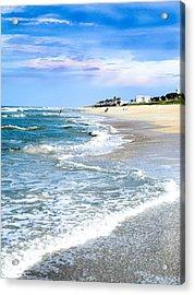 Sweet Summer Acrylic Print by Christy Usilton