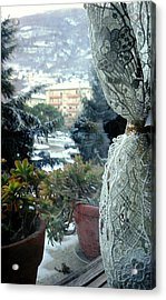 Sweet Warm Home Acrylic Print by Giuseppe Epifani