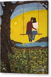 Sweet Whispers Acrylic Print