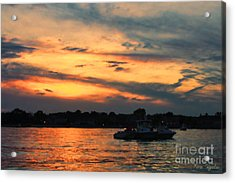 Sweeter For This Acrylic Print by Christine Segalas