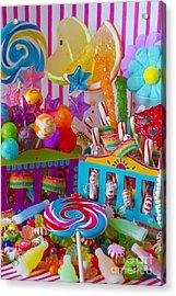 Sweets 3 Acrylic Print by Aimee Stewart