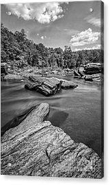 Sweetwater Creek II Acrylic Print