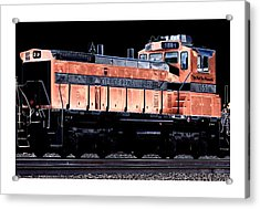 Switch Engine Acrylic Print