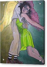 Swoon Acrylic Print by Darlene Graeser