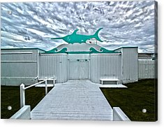 Swordfish Beach Club I Acrylic Print
