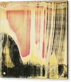 Sx Landscape IIi  C1978 Acrylic Print by Paul Ashby