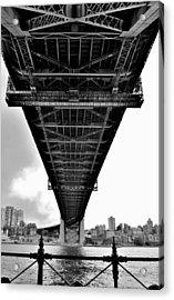 Sydney Bridge 2 - Sydney - Australia Acrylic Print