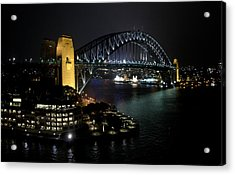 Sydney Harbour Bridge Acrylic Print