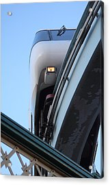 Sydney Mono Rail  Acrylic Print