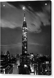 New York City Acrylic Print by Retro Images Archive