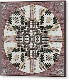 Symmetrica 314 Acrylic Print by Nedunseralathan R