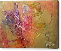 Symphony I Acrylic Print by Elizabeth Carr