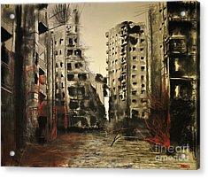 Syria Acrylic Print