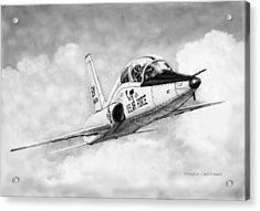 T-38 Talon Acrylic Print