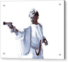 T. E. Lawrence Acrylic Print