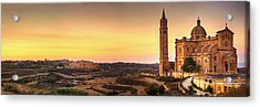 Ta Pinu And Gharb Acrylic Print