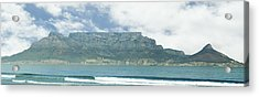 Table Mountain Acrylic Print by Tom Hudson