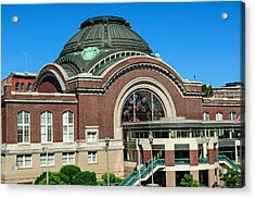 Tacoma Court House At Union Station Acrylic Print by Tikvah's Hope