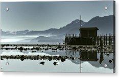 Tahoe Blue Acrylic Print