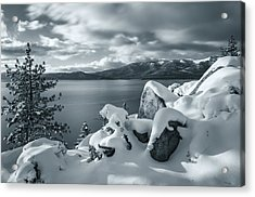 Tahoe Wonderland Acrylic Print