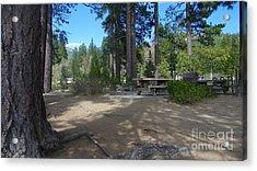 Acrylic Print featuring the photograph Tahoe's Summer Invitation by Bobbee Rickard
