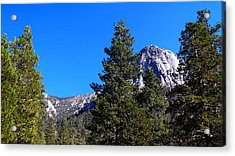 Tahquitz Rock - Lily Rock Acrylic Print