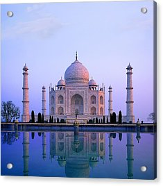 Taj Mahal, India Acrylic Print