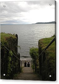 Take In The View Acrylic Print