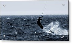 Take Off Acrylic Print by Dan Sproul