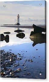 Talacer Abandoned Lighthouse Acrylic Print