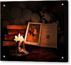 Tales From Shakespeare Acrylic Print