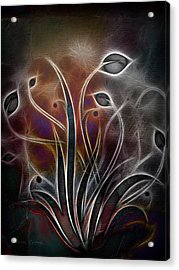 Tales Of Light IIi Acrylic Print by Ann Croon