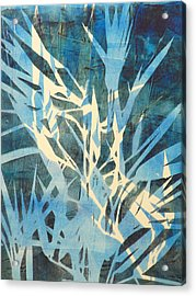 Tall Grass 2 Acrylic Print by Valerie Lynch