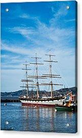 Tall Ship Balclutha San Francisco Acrylic Print
