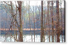 Tallapoosa Acrylic Print by Keith May