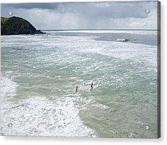 Tallow Beach, Byron Bay Acrylic Print