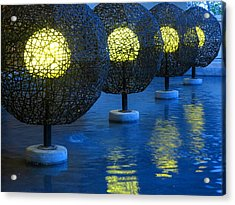 Tamarindo Reflections Acrylic Print