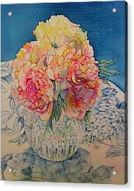 Tammy's Bowl 2 Acrylic Print