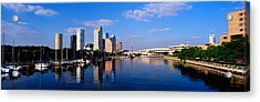 Tampa Fl Acrylic Print by Panoramic Images