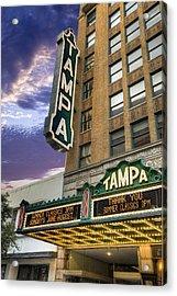 Tampa Theater Acrylic Print