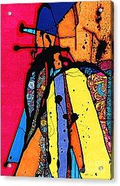 Tandem Of Spirituality Acrylic Print