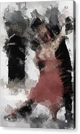Tango 2 Acrylic Print