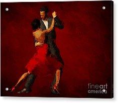 Tango Acrylic Print