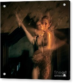 Tango - The Motion Acrylic Print