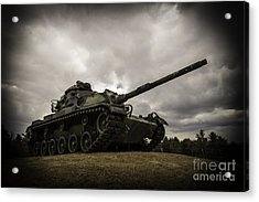 Tank World War 2 Acrylic Print