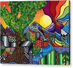 Tantalizing Tree Acrylic Print